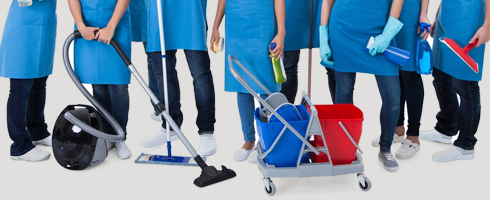 industrial cleaning sydney